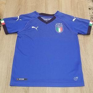 Puma Italia Jersey. Authentic.